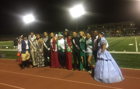 Helix 2016 Homecoming Court