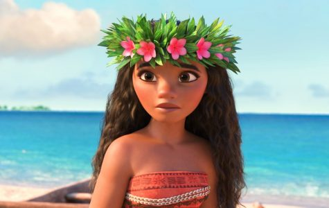 Moana Moves Mountains for Disney Movies