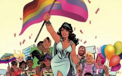 """Love is Love"" : A tribute and Graphic Novel"
