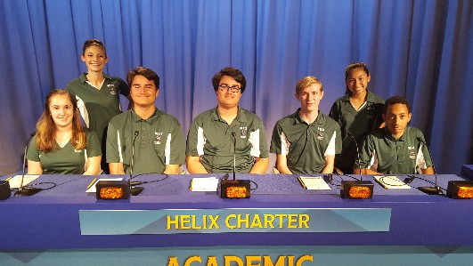 Academic League Victory