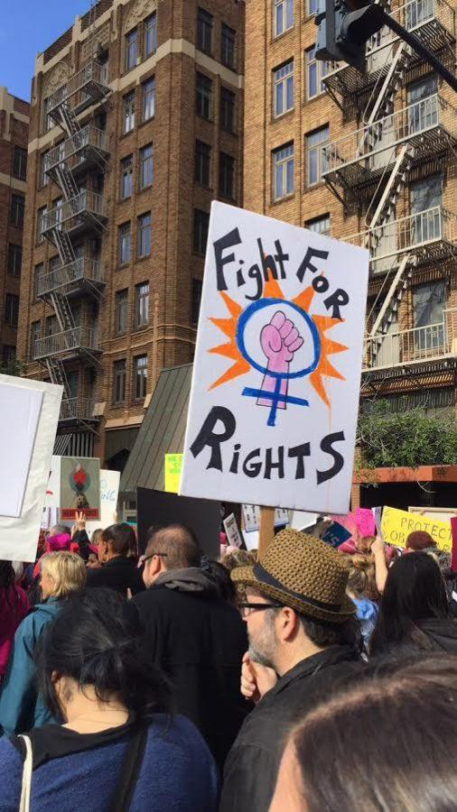 The San Diego Women's March: A Step (or 5,280) Towards Equality