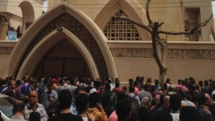 Egypt Church Bombings