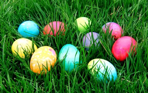 ASB Hosts Easter Egg Hunt