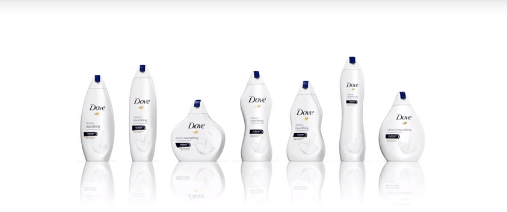 Dove's Body Positive Body Wash