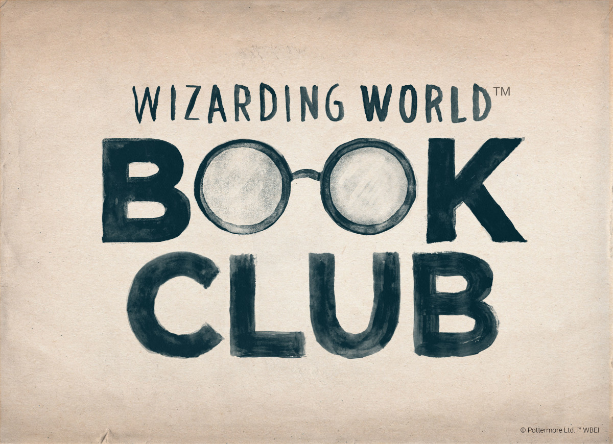 Harry Potter 20th Anniversary Bookclub