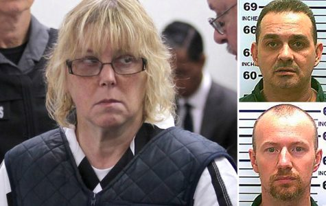 Joyce Mitchell Prison Seamstress Helped Two Convicts Escape Prison
