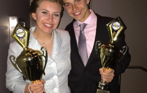 Speech and Debate: California High School Speech Association State Championship Tournament