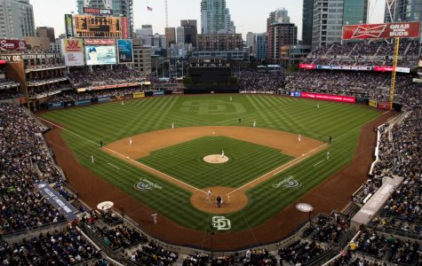 Helix Baseball Plays At Petco Park