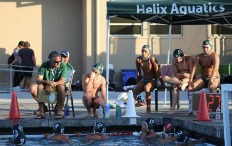 Helix vs. Grossmont; Boys Water Polo