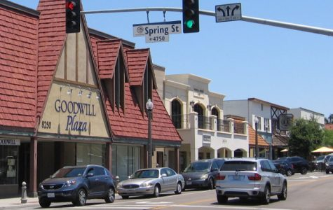 Growth in La Mesa Village