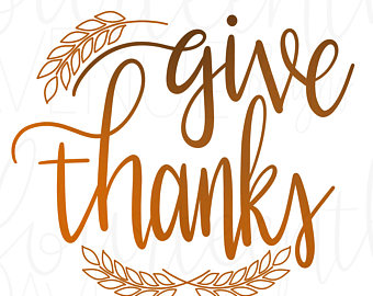 4 Simple Ways to Give Thanks