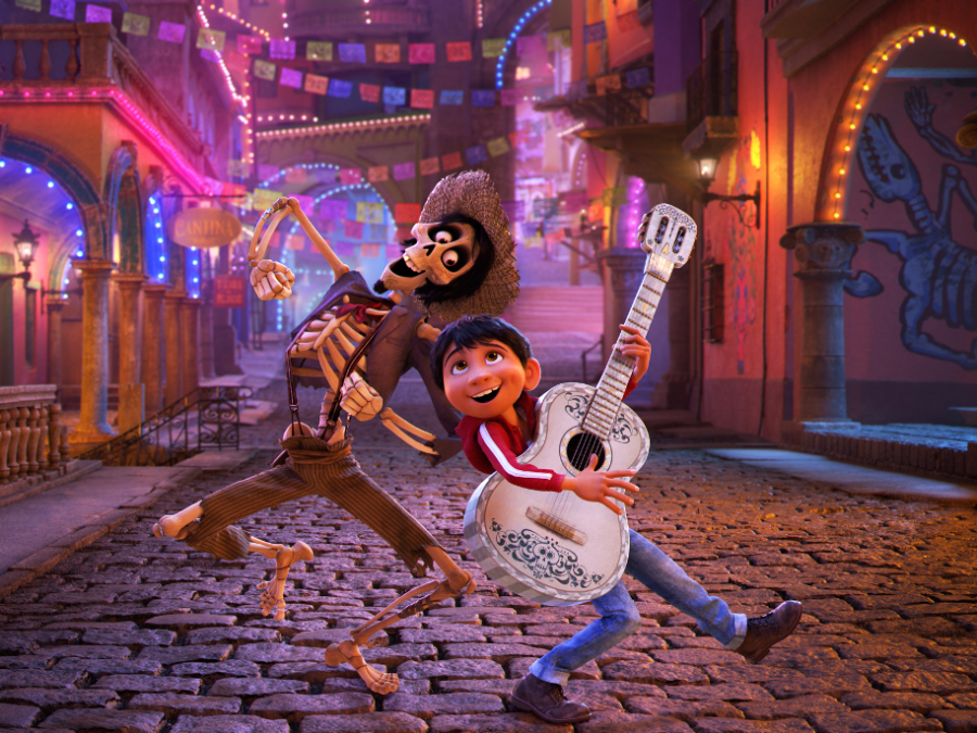 "The Importance of Family: ""Coco"" Review"