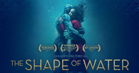 The Shape of Water is a Must-See