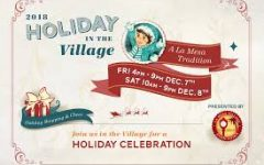 """Holiday in the Village"" is Here to Stay"