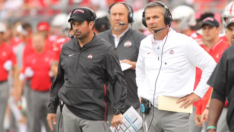 Urban+Meyer+Announces+Retirement%2C+Ryan+Day+to+Take+Over