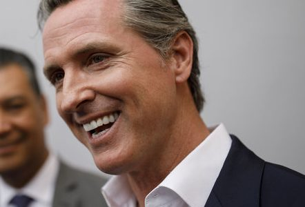 Gavin Newsom Elected as California Governor