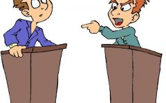 Speech and Debate: Voices for Change