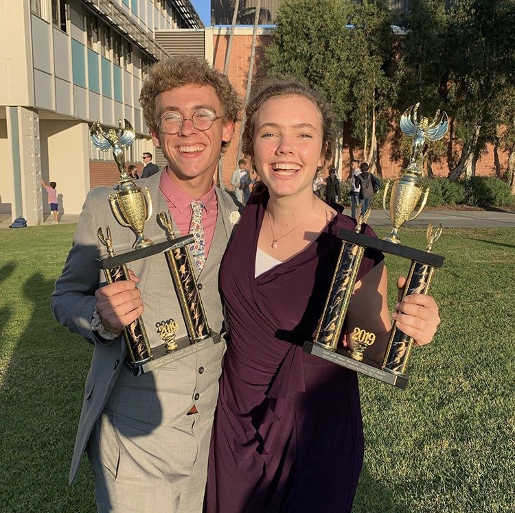 Helix speech and debate team starts season off with a bang at the Jack Howe Memorial Tournament