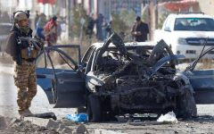 More attacks in Kabul, Afghanistan