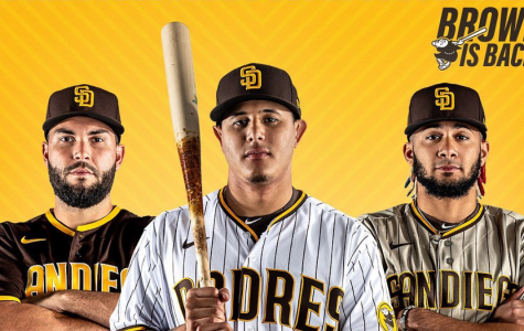San Diego Padres bring back the brown with new uniforms