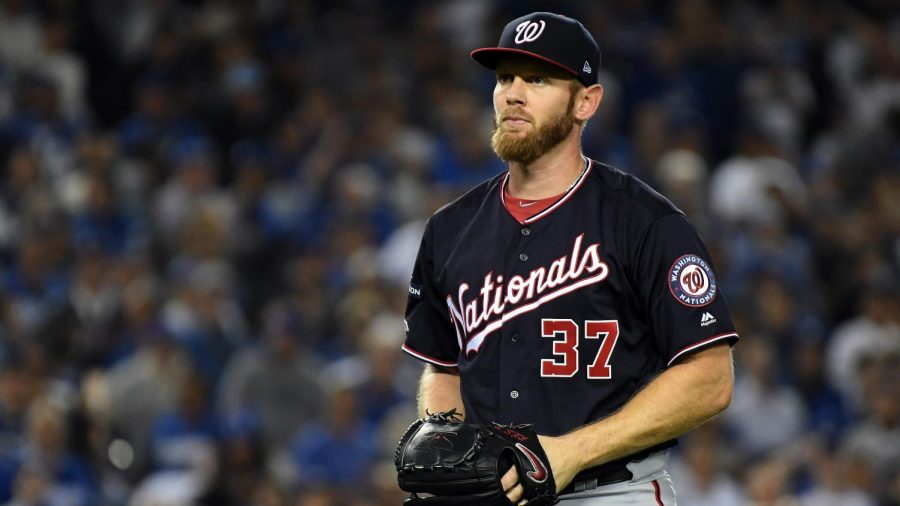 San Diego native Stephen Strasburg signs $245 million deal with Washington Nationals