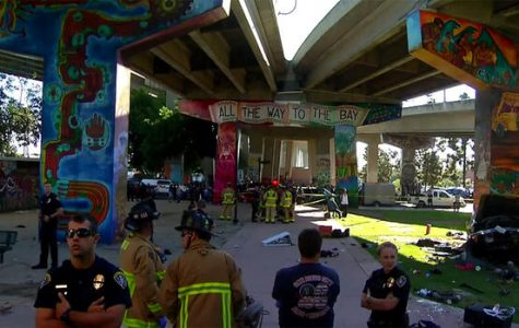 Chicano Park Crash