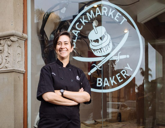 Blackmarket Bakery Review