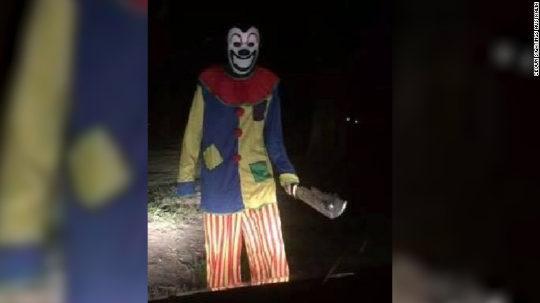 Creepy Clowns Craze The Country