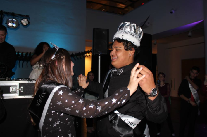 A Historical Night at the Museum - Winter Formal 2017
