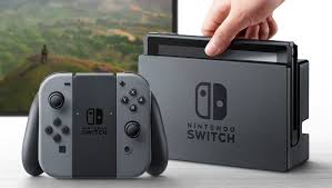 Info on the Nintendo Switch