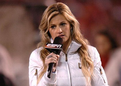 Erin Andrews Fighting Her Way To The Top