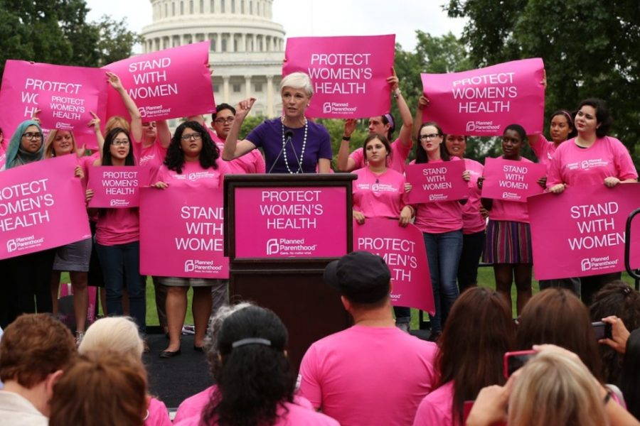 Pink Out for Planned Parenthood