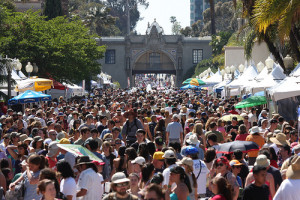 Balboa's Park Annual Earth Day