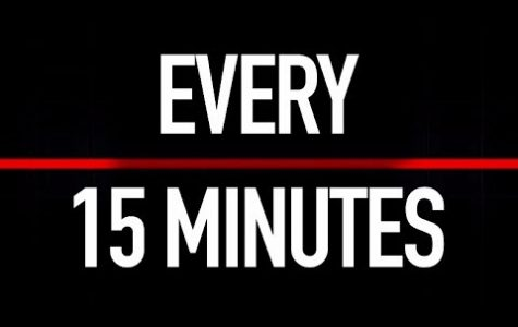 Every 15 Minutes: A First Hand Account.