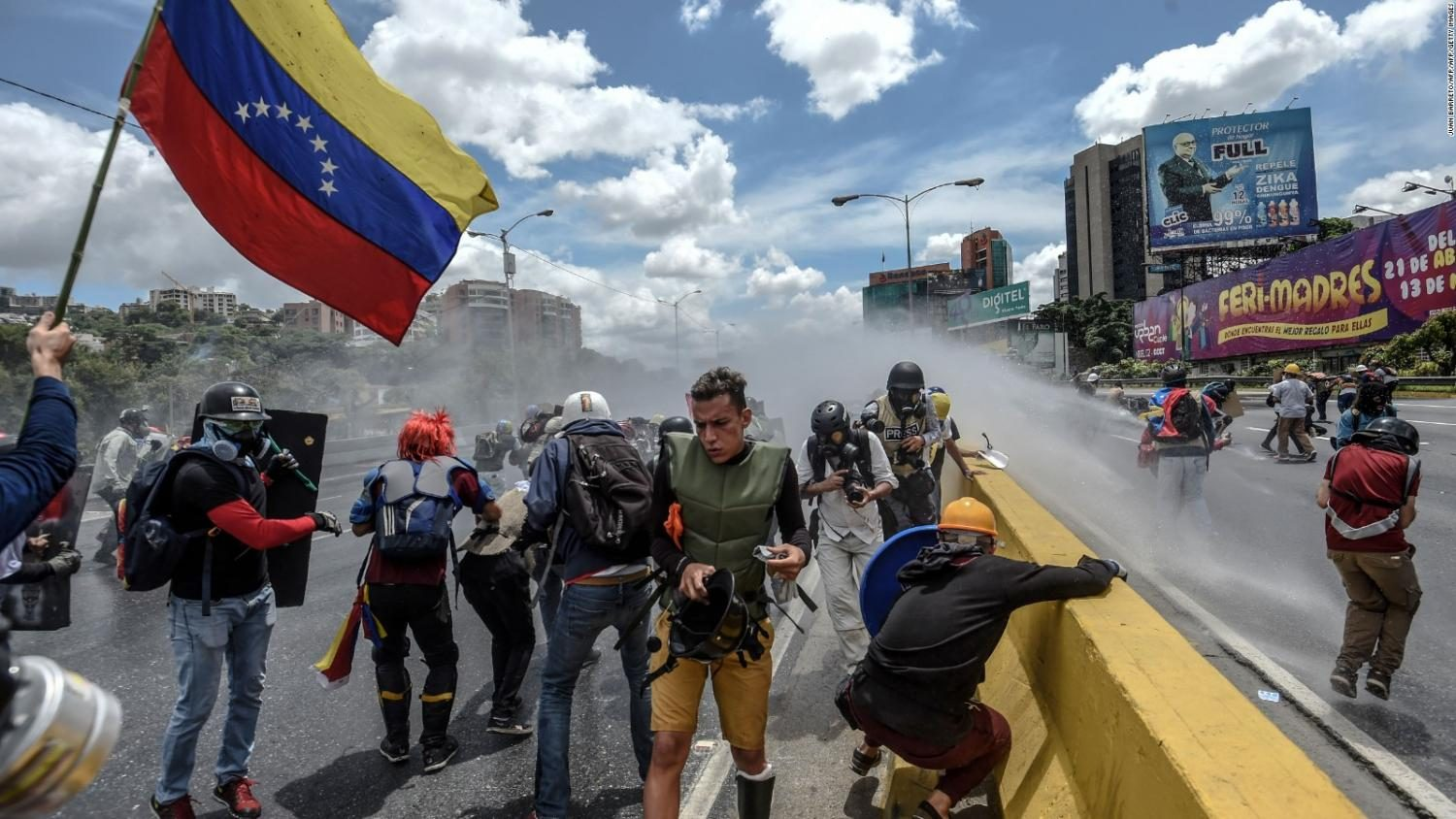 Socialism+is+Destroying+Venezuela%2C+Experts+Say