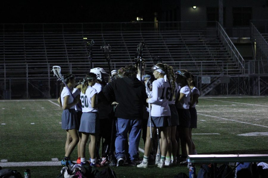 Lacrosse Season Kicks Off: Varsity Girls Beat Chula Vista!