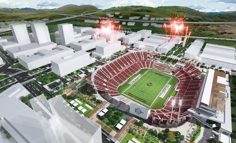 SDSU+Pursues+New+Stadium
