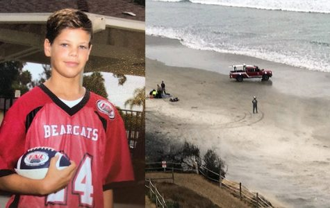 Teenager Attacked By Shark in Encinitas