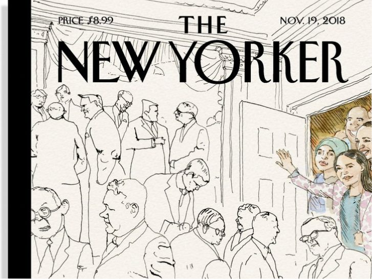 Photo via The New Yorker.