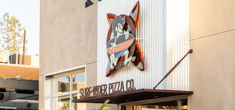 Surf Rider Pizza Co. Brings East Coast Taste to the West
