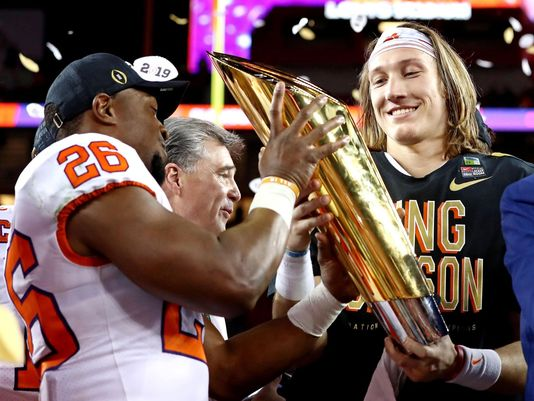 Clemson Wins 2019 College Football National Championship