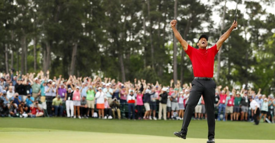 Tiger Woods Comes Back to Win 2019 Master's Tournament