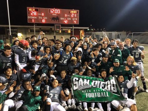 A magical year for the Highlander Football Team comes to an end. Here
